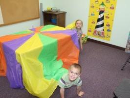 Kids OT Tent