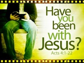 beenwithjesuslately