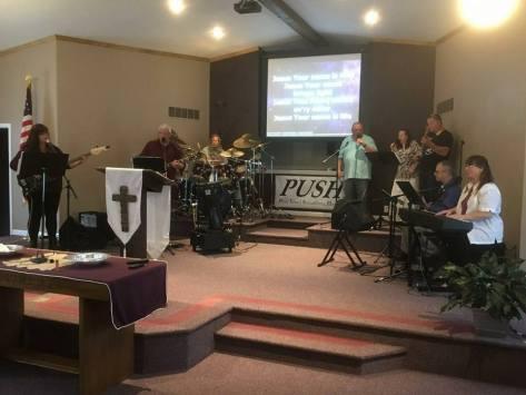 JAM Praise Band
